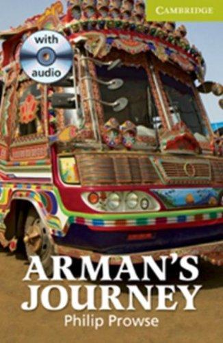 9780521184960: Arman's Journey Starter/Beginner with Audio CD (Cambridge English Readers)