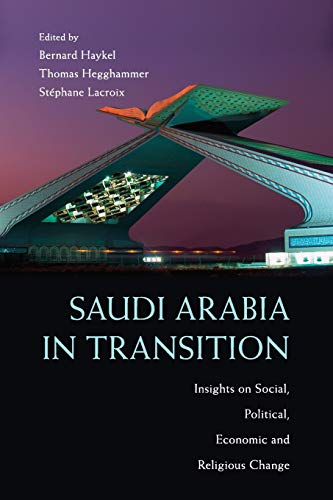 9780521185097: Saudi Arabia in Transition: Insights on Social, Political, Economic and Religious Change