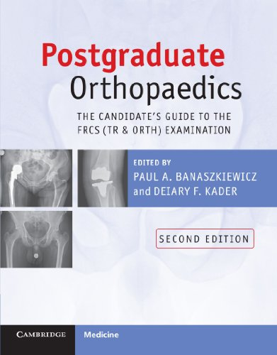 9780521185103: Postgraduate Orthopaedics: The Candidate's Guide to the FRCS (Tr and Orth) Examination
