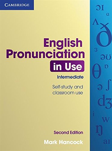 9780521185134: English Pronunciation in Use 2nd Intermediate with Answers, Audio CDs (4) and CD-ROM