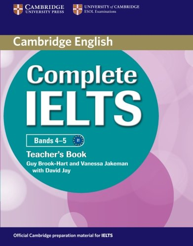 9780521185158: Complete IELTS Bands 4-5 Teacher's Book