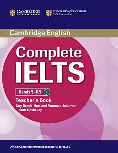 9780521185165: Complete IELTS Bands 5-6.5 Teacher's Book