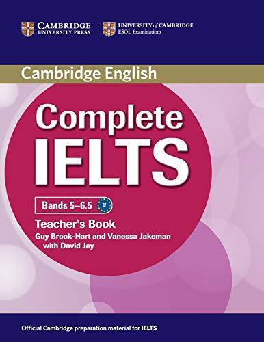 9780521185165: Complete IELTS Bands 5-6.5 Teacher's Book