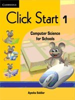 9780521185271: Click Start 1 Primary: Computer Science for Schools
