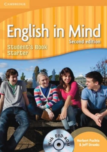 9780521185370: English in Mind Starter Level Student's Book with DVD-ROM