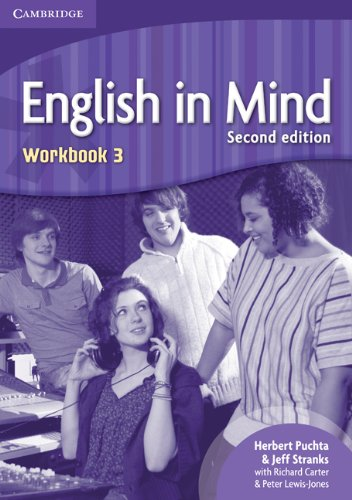 9780521185608: English in Mind 2nd  3 Workbook