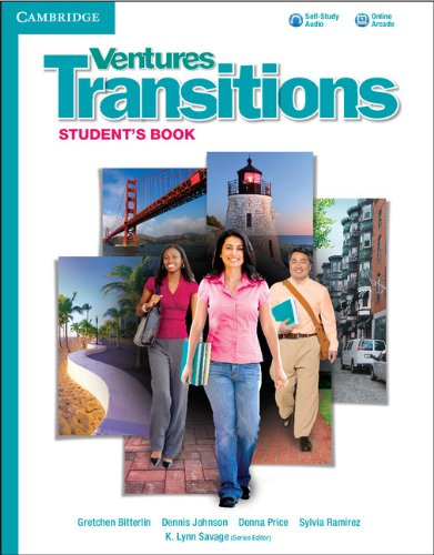 9780521186131: Ventures Transitions  5 Student's Book with Audio CD