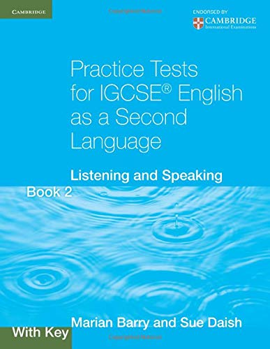 Practice Tests for IGCSE English as a: Daish, Susan, Barry,