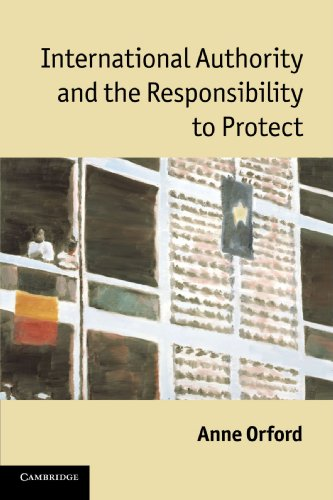 9780521186384: International Authority and the Responsibility to Protect