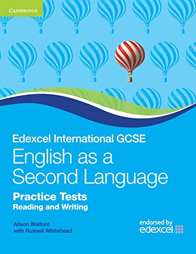 Edexcel International GCSE English as a Second: Alison Walford