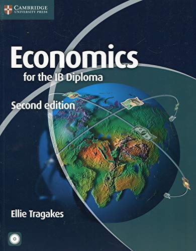 9780521186407: Economics for the IB Diploma with CD-ROM