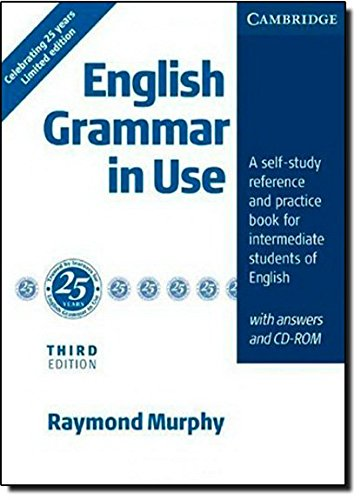 9780521186476: English Grammar in Use Silver Hardback with answers and CD-ROM: A Self-study Reference and Practice Book for Intermediate Students of English (Silver Hardback Edt)