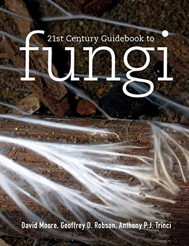 9780521186957: 21st Century Guidebook to Fungi with CD-ROM