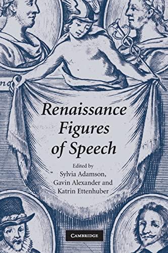 Renaissance Figures of Speech