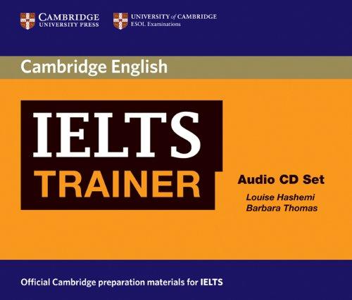 9780521187077: IELTS Trainer Audio CDs (3)