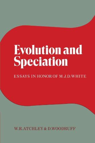 Evolution and Speciation: Essays in Honor of M. J. D. White