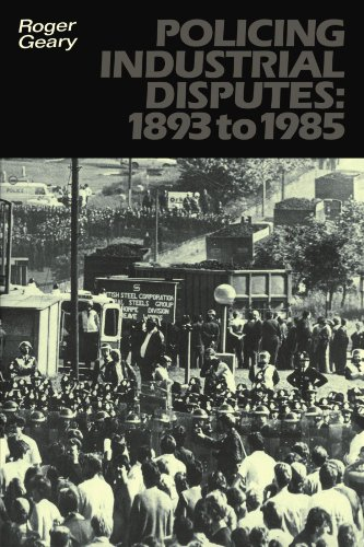 9780521187466: Policing Industrial Disputes: 1893 to 1985 (University Paperbacks 937 937)