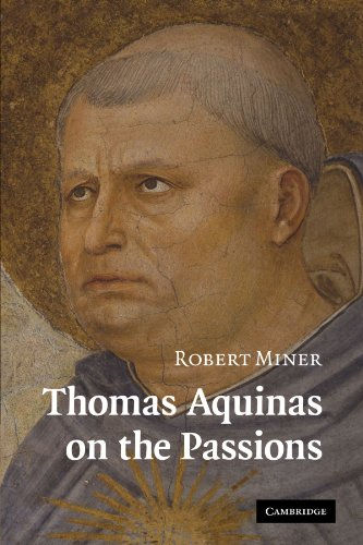 9780521187596: Thomas Aquinas on the Passions: A Study of Summa Theologiae, 1a2ae 22-48