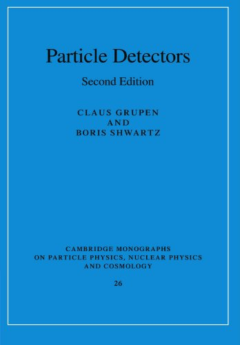 9780521187954: Particle Detectors (Cambridge Monographs on Particle Physics, Nuclear Physics and Cosmology)