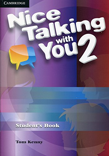 9780521188098: Nice Talking With You Level 2 Student's Book