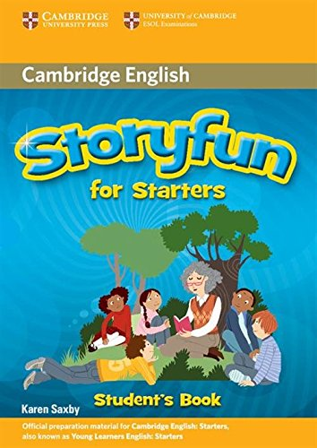 9780521188104: Storyfun for Starters Student's Book