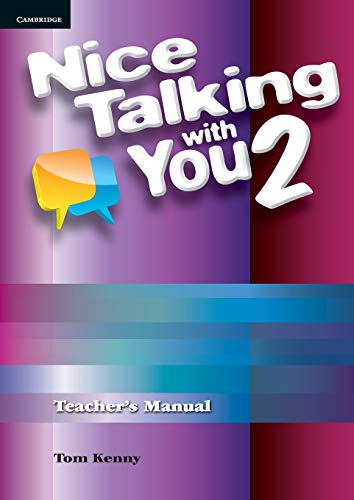 9780521188111: Nice Talking With You Level 2 Teacher's Manual