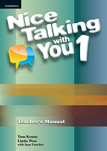 9780521188128: Nice Talking With You Level 1 Teacher's Manual