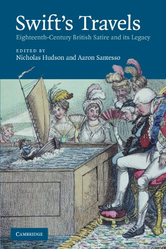 9780521188678: Swift's Travels: Eighteenth-Century Satire and its Legacy
