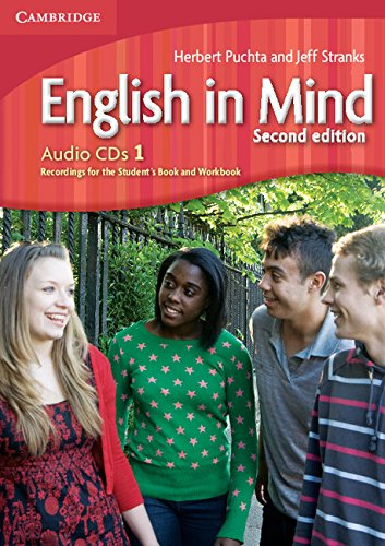 9780521188685: English in Mind Level 1 Audio CDs (3)