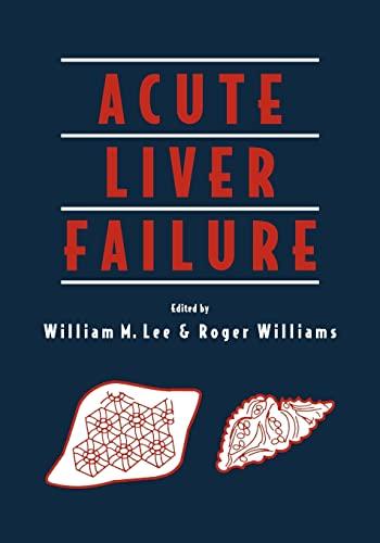 9780521188944: Acute Liver Failure