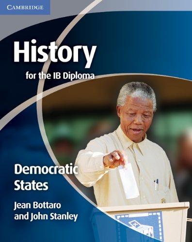 9780521189378: History for the IB Diploma: Democratic States