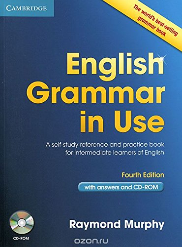 9780521189392: English Grammar in Use 4th with Answers and CD-ROM