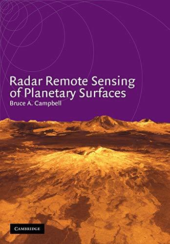 9780521189651: Radar Remote Sensing of Planetary Surfaces