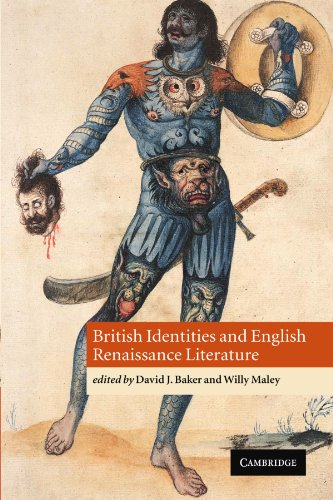 British Identities and English Renaissance Literature