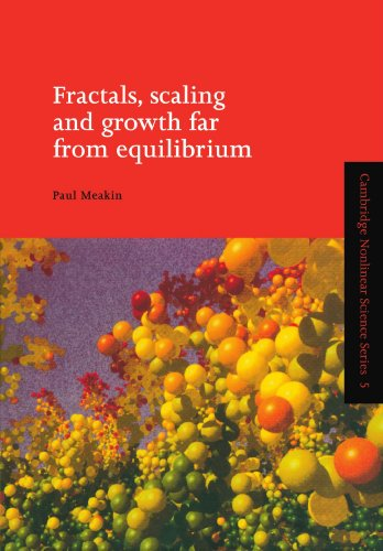 9780521189811: Fractals, Scaling and Growth Far from Equilibrium (Cambridge Nonlinear Science Series)
