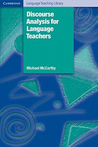 9780521189996: Discourse Analysis for Language Teachers