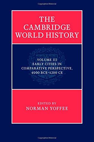 9780521190084: The Cambridge World History (Volume 3)