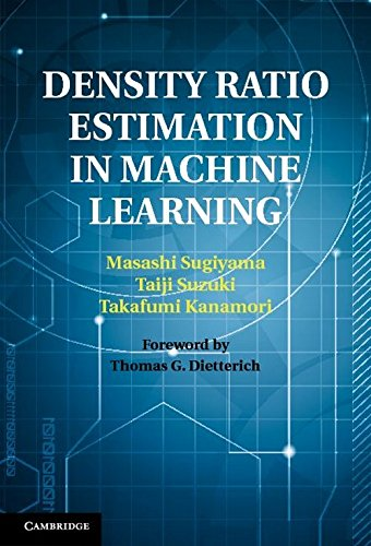 9780521190176: Density Ratio Estimation in Machine Learning