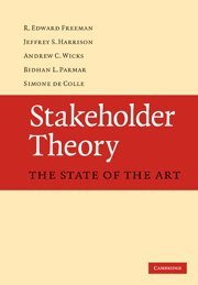9780521190817: Stakeholder Theory: The State of the Art