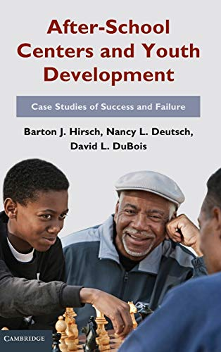 9780521191197: After-School Centers and Youth Development Hardback