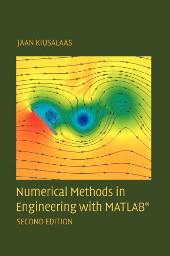 9780521191333: Numerical Methods in Engineering with MATLAB ® 2nd Edition Hardback