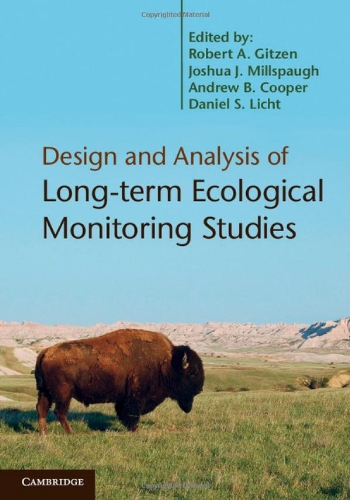 9780521191548: Design and Analysis of Long-term Ecological Monitoring Studies Hardback