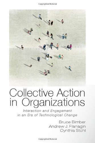 9780521191722: Collective Action in Organizations Hardback (Communication, Society and Politics)