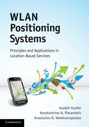9780521191852: WLAN Positioning Systems Hardback