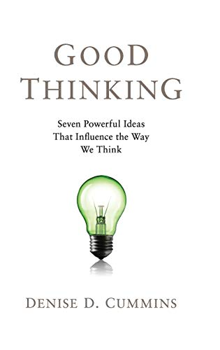 9780521192040: Good Thinking: Seven Powerful Ideas That Influence the Way We Think