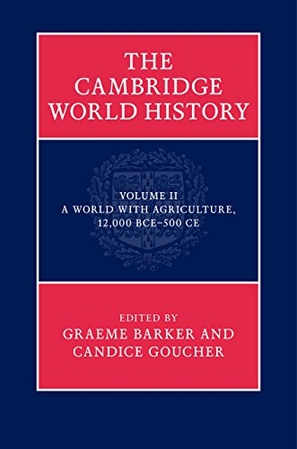 9780521192187: The Cambridge World History: Volume 2