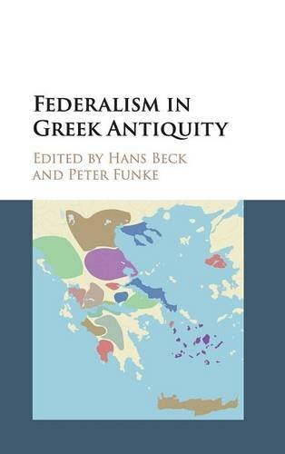 9780521192262: Federalism in Greek Antiquity