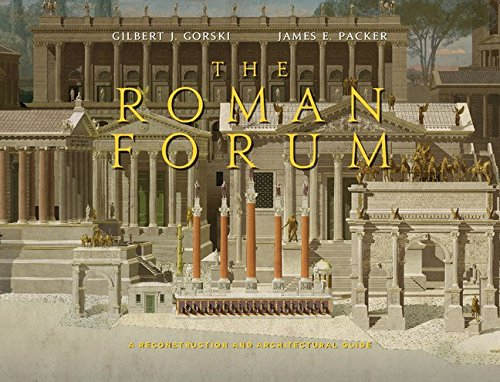 9780521192446: The Roman Forum: A Reconstruction and Architectural Guide