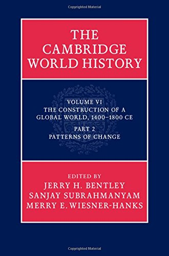 The Cambridge World History: Part 2