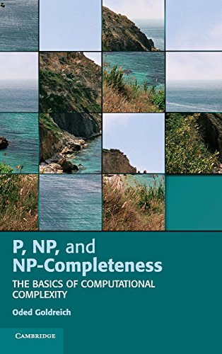 9780521192484: P, NP, and NP-Completeness: The Basics of Computational Complexity